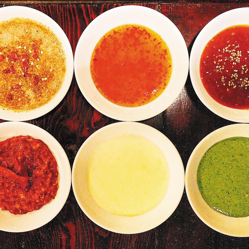 追加ソース&色々な料理にも使える雑草家のソース各種単品